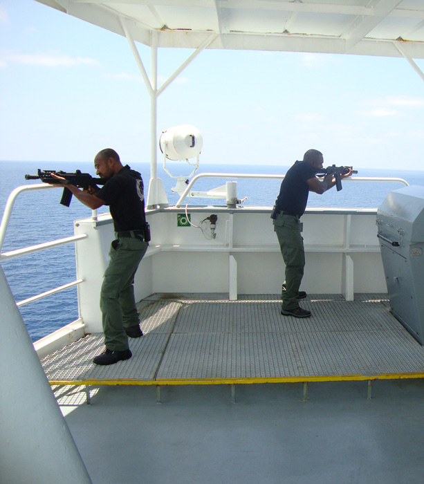 maritime security company insurance